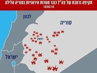 اصرار غرب و اسرائیل برای ایرانی جلوه دادن پاسخ راکتی سوریه