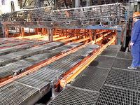 صادرات فولاد از ۱.۷میلیون تن گذشت