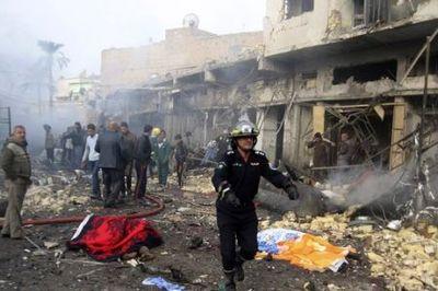 داعش مسئولیت انفجار سامرا را بر عهده گرفت