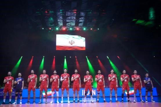 والیبال ایران صبر ترامپ را لبریز کرد!