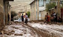 امدادرسانی به سیل زدگان پلدختر +تصاویر