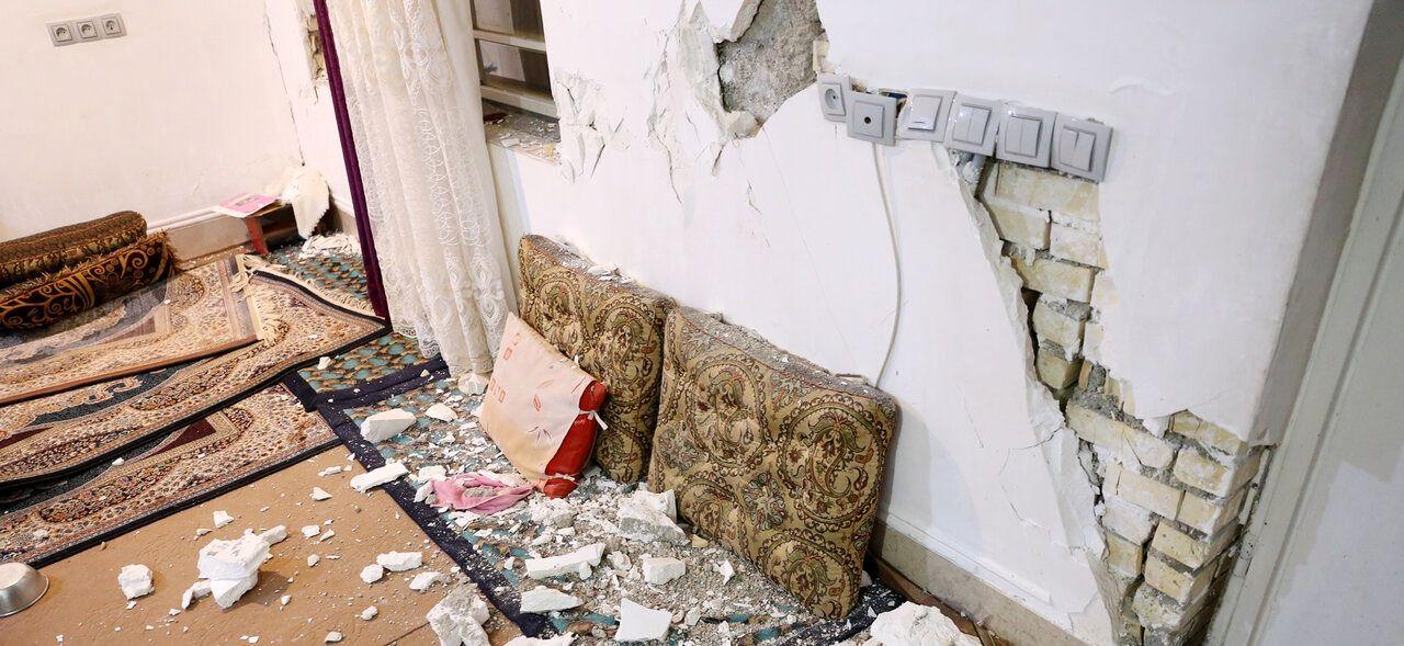 زلزله در شیراز