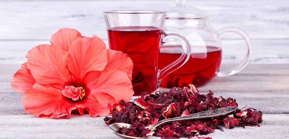 خواص جالب چای ترش در جلوگیری از پیری پوست