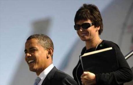 دستیار شیرازی اوباما کیست؟ +عکس