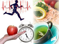 فعال کردن متابولیسم بدن تنها با یک ورزش!