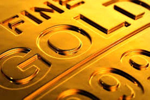 قیمت طلا از حرکت ایستاد