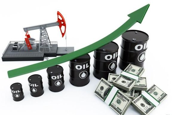 رشد 10درصدی قیمت نفت در دومین پنجشنبه پُرتنش خلیج فارس/انس جهانی به دنبال طلای سیاه رشد کرد