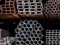 عرضه انواع مس، فولاد و آلومینیوم در تالار صنعتی
