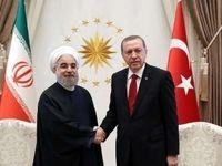 تضمین امنیت انرژی ترکیه توسط ایران