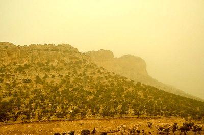 طوفان در 5 دقیقه مازندران را در هم کوبید!