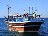 توقیف ۴فروند کشتی صید ترال در بندرعباس
