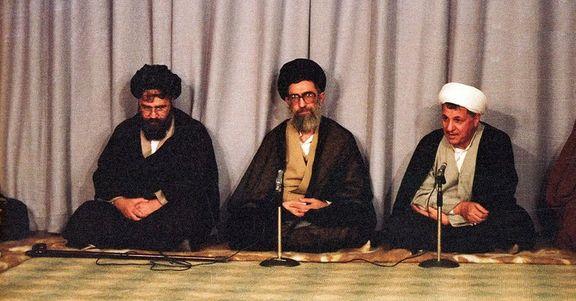 شلیک به هاشمی رفسنجانی در حرم امامخمینی +عکس