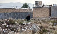 شهرک کُرناچی در وضعیت بحرانی - کرمانشاه +عکس