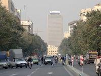 بهبود کیفیت هوای تهران طی روزهای پایانی هفته