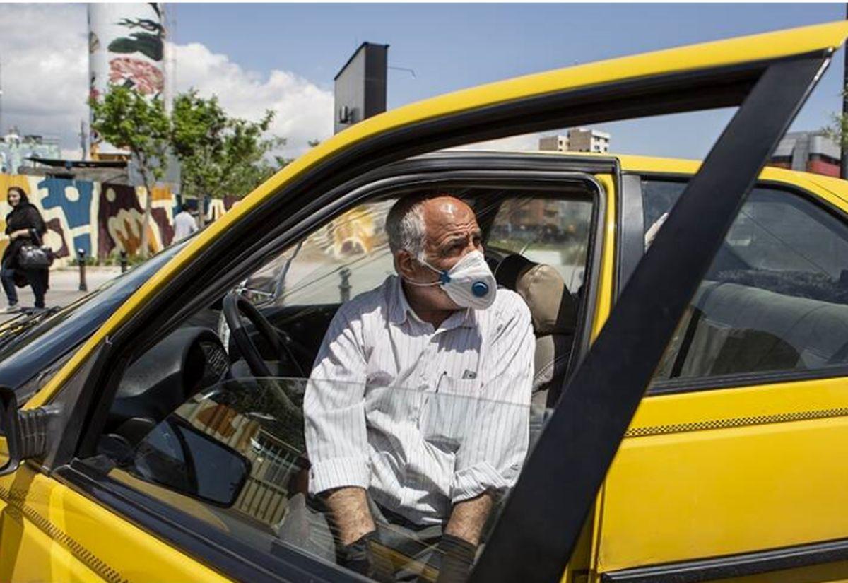 بیکاری ۶۰ درصد از رانندگان ناوگان مسافربری با شیوع کرونا