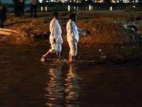 ورود آب به منازل منطقه «عین دو» اهواز