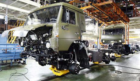 افزایش تولید خودروهای سنگین