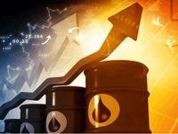زلزله ریزشی قیمت نفت