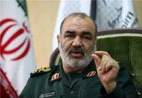 فرمانده کل سپاه: هیچ پهپادی از  ایران ساقط نشده است