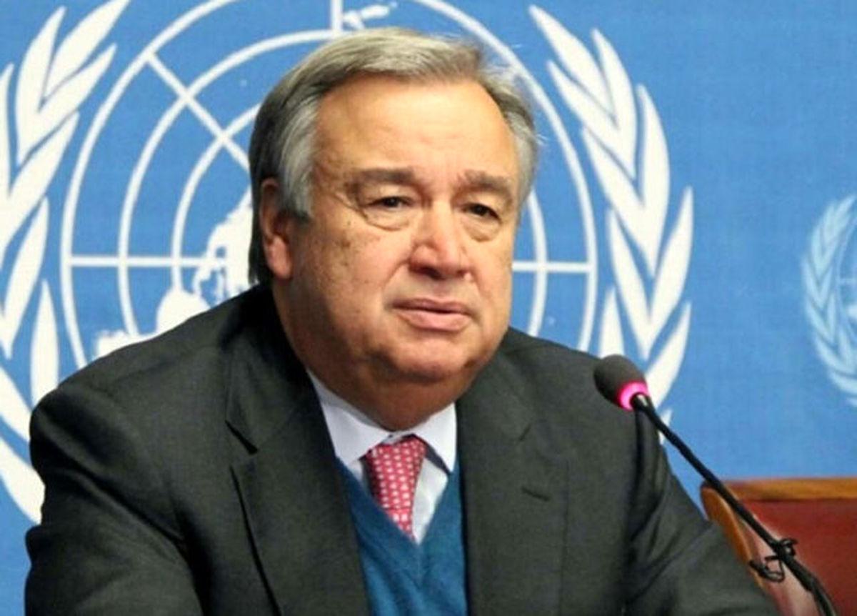 دبیرکل سازمان ملل خواستار پایان فوری درگیریها در فلسطین شد