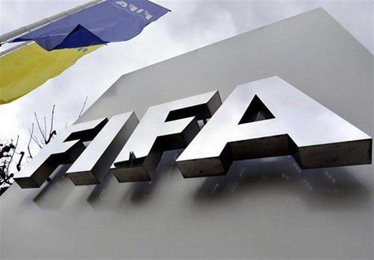 دعوتنامه رسمی رئیس FIFA برای روحانی