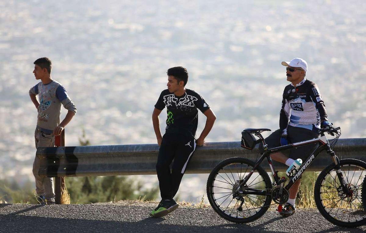 توجه به دوچرخهسواری در روزهای کرونایی