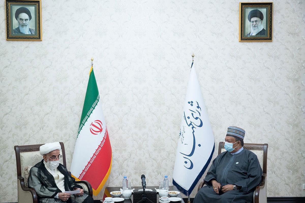 ابراز امیدواری جنتی برای بازگشت نفت ایران به بازار جهانی