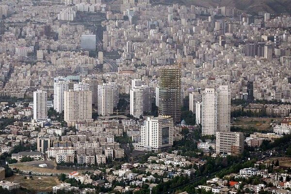 وضعیت اجارهبهای پیشنهادی در تهران
