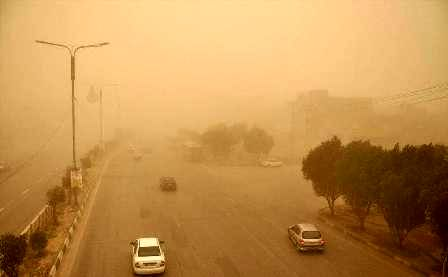 پیشبینی وزش باد شدید در ۴ استان