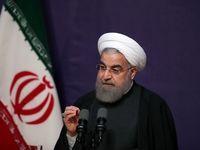روحانی: کاسبان تحریم از کسادی کاسبیشان ناراحتند +فیلم