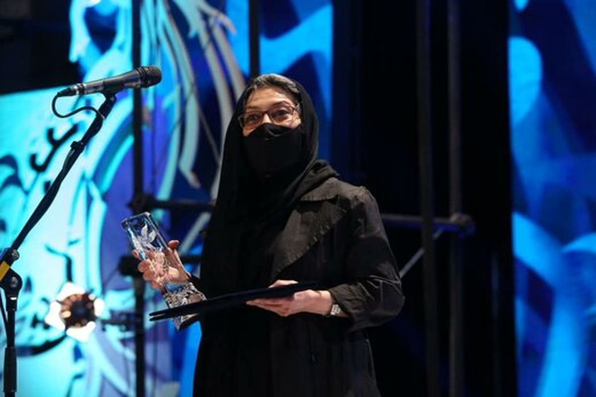 حرفهای نگفته بهترین بازیگر زن جشنواره +عکس