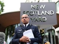 پلیس لندن حادثه لندن بریج را تروریستی اعلام کرد