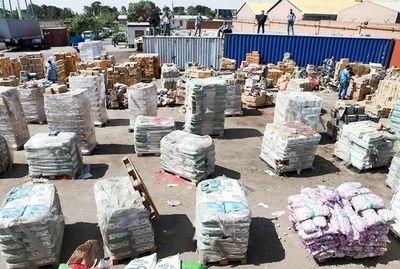 ۱۳ میلیارد دلار؛ کاهش حجم قاچاق