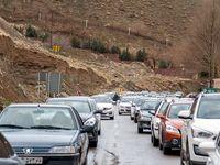 ترافیک نیمه سنگین در ایلام- مهران