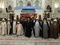 جنتی: برای شکست داعش باید قبر امام (ره) را ببوسیم