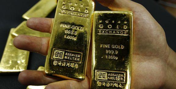 قیمت طلا بیش از ۲درصد جهش کرد/ اونس طلا ۱۷۰۰دلاری میشود؟