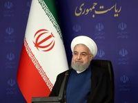 روحانی: سال ۹۹ سختترین سال کشور از لحاظ فشار اقتصادی است +فیلم