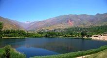 طبیعت زیبای دریاچه اُوان +تصاویر