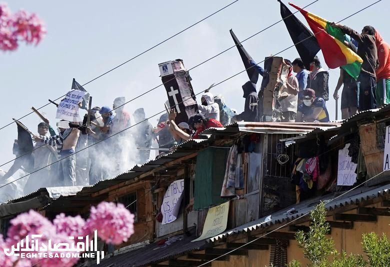 برترین تصاویر خبری هفته گذشته/ 10 مرداد