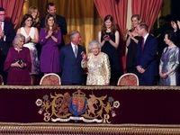 رکورددار سلطنت دنیا ۹۲ ساله شد +تصاویر