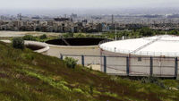 راهکارهایی برای تامین امنیت انبار نفت شهران