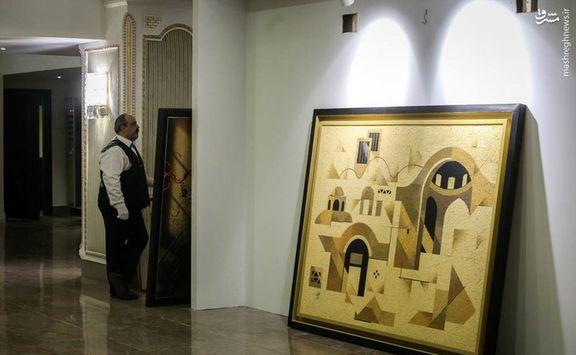 تاثیر نوسانات بازار ارز بر خرید و فروش آثار هنری