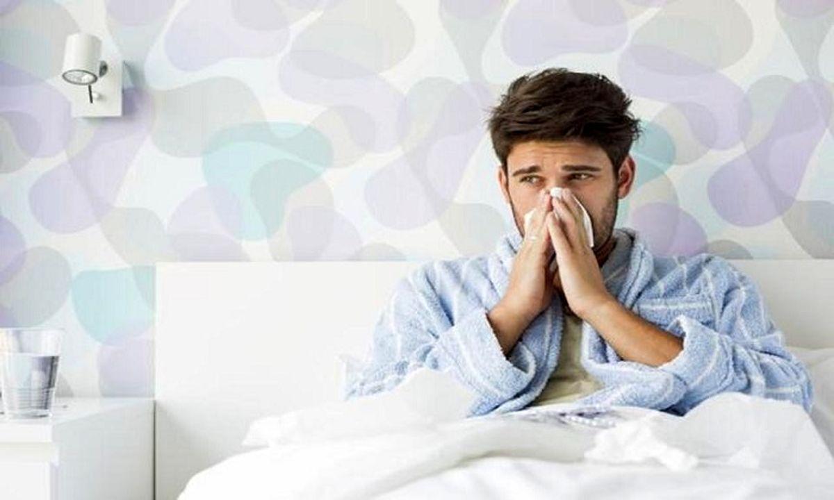 مردم با کوچک ترین سرماخوردگی به بیمارستان نروند