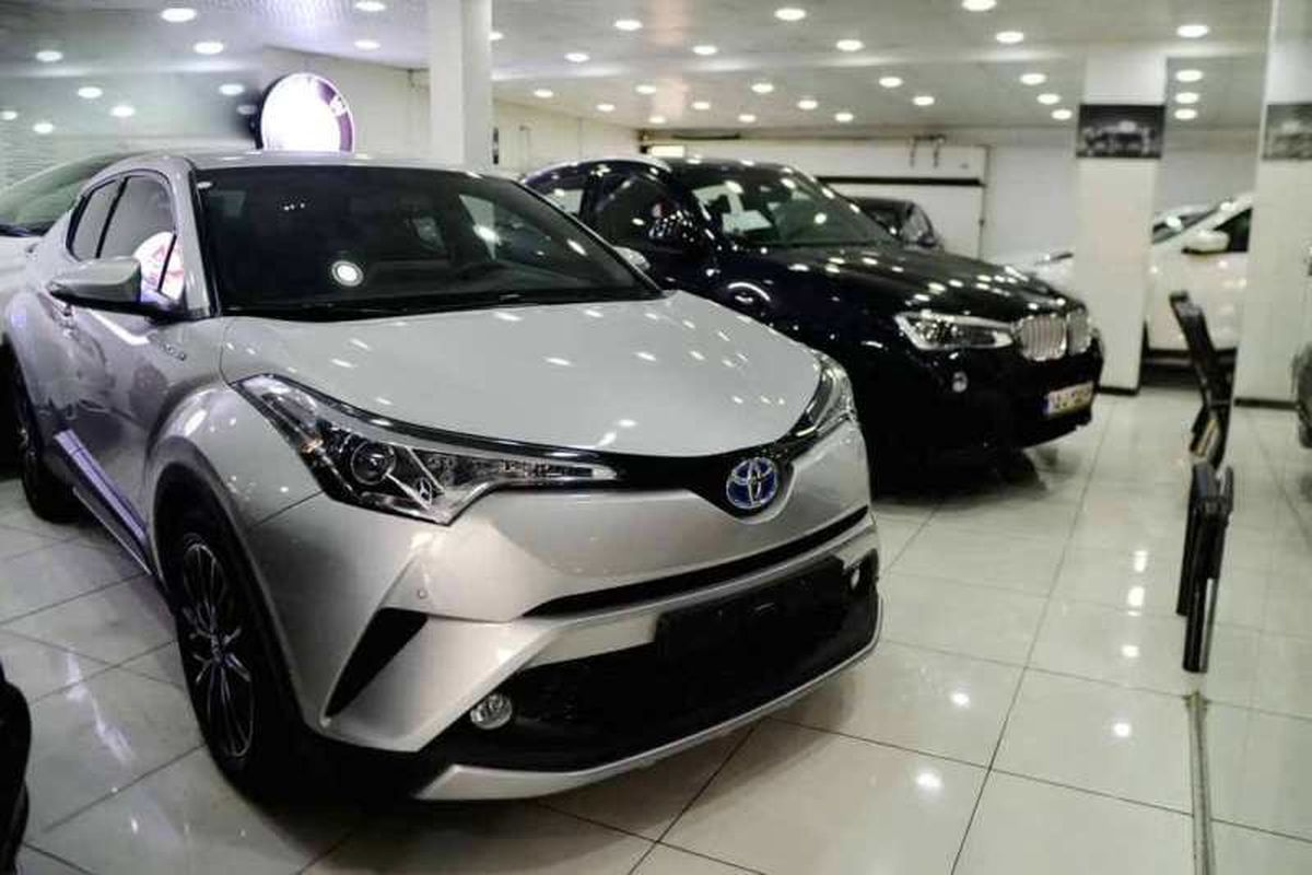 مالیات جدید برای خودروهای بالای یک میلیارد