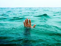 غرق شدن یک جوان در بندرانزلی