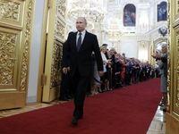 پوتین، قدرتمندترین رهبر جهان