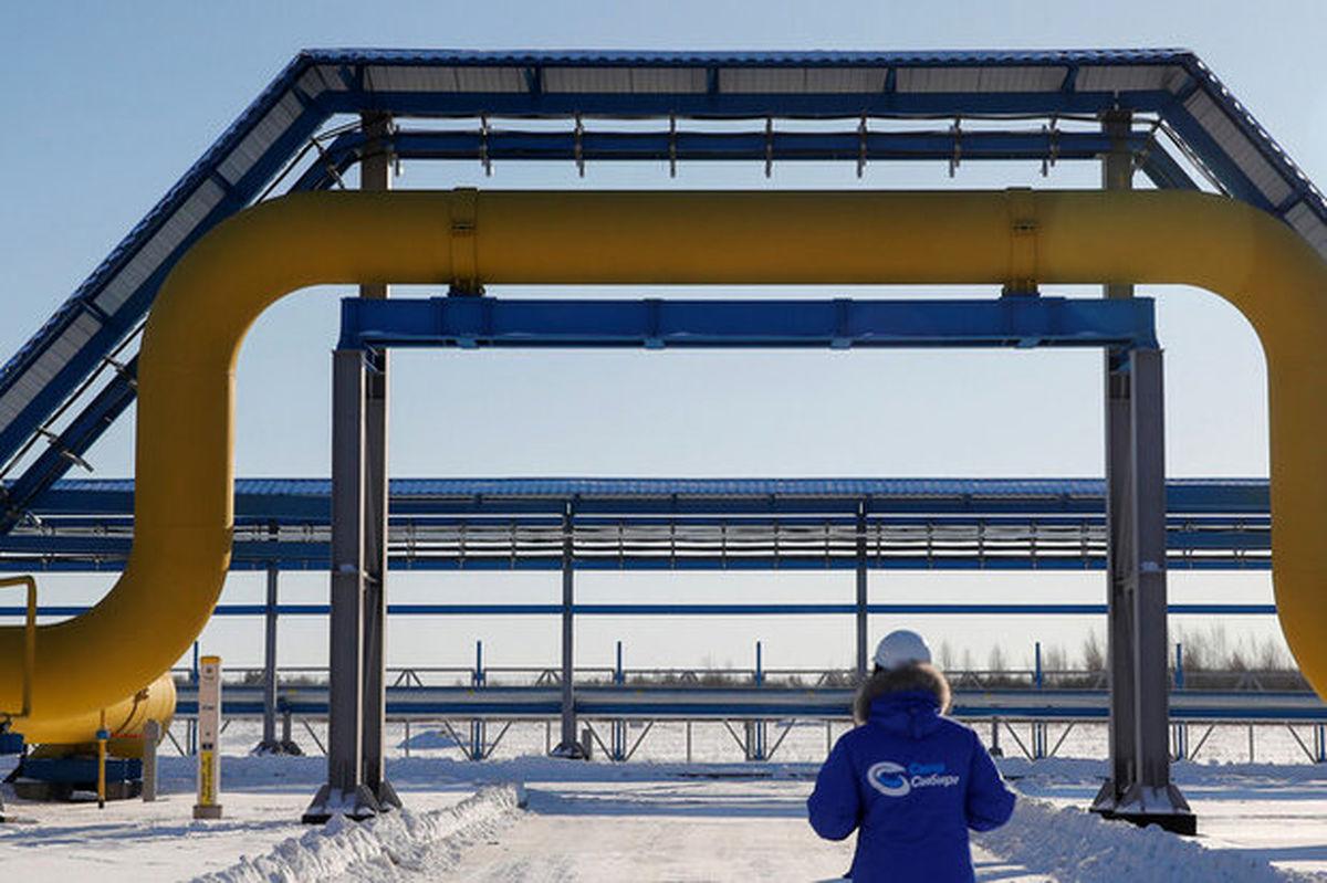 صادرات گازپروم روسیه از عرضه روزانه ۲۵درصد فراتر رفت