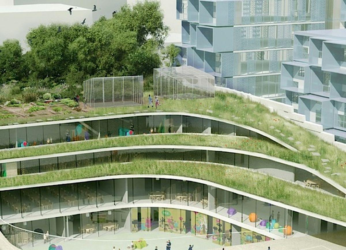 مدارس سبز جای مدارس طبیعت را میگیرد؟