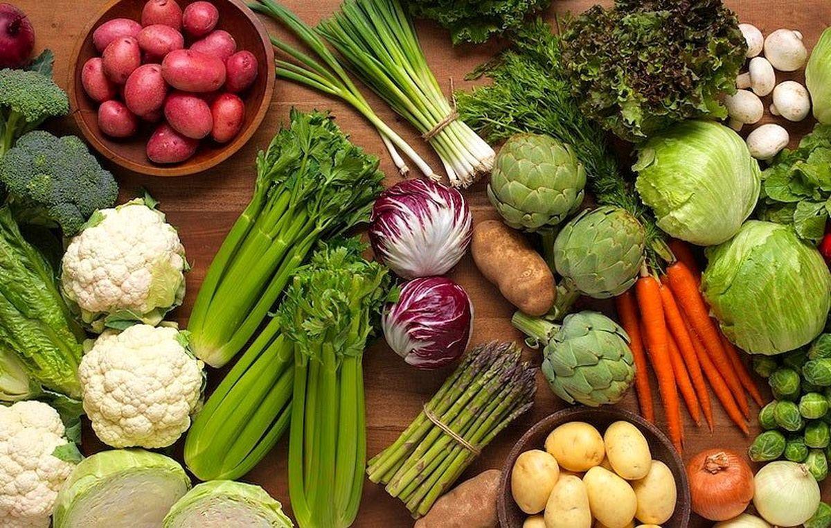 ۱۴ مورد از سبزیجات روی زمین که مفید هستند