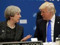 5 میلیون پوند، هزینه تامین امنیت سفر ترامپ به انگلیس